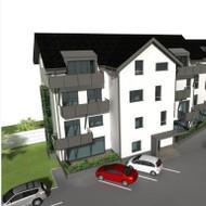 B2 - predaj skolaudovaného 4i bytu v centre Malaciek - Projekt Pioli