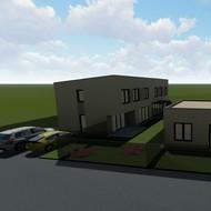Ponúkame na predaj modernú 3i novostavbu rodinného domu