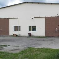 Prenájom skladových priestorov v obci Jablonové.
