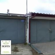 Prenájom garáže v Malackách na Olšovského ulici.