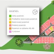 Predaj stavebného pozemku 21 v Kostolišti