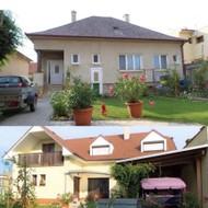 Dva rodinné domy na predaj v centre mesta Malacky.